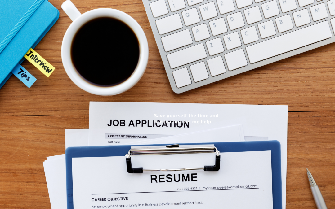 Quick Resume Check – Three Critical Things