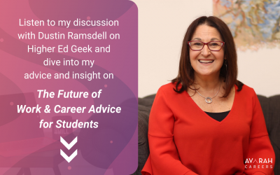 The Future of Work & Career Advice for Students