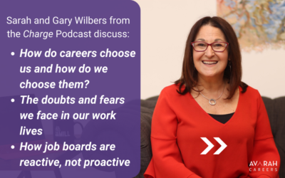 Great Career Tips from Sarah with Gary Wilbers from the Charge Podcast