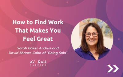 How to Find Work that Makes You Feel Great