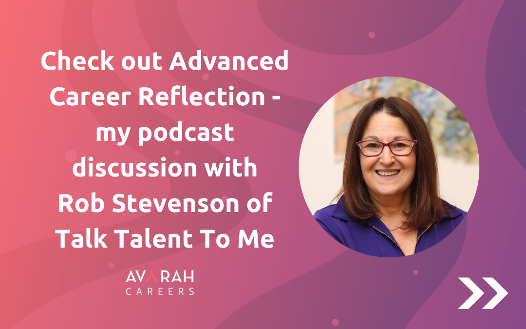 Listen to why now is an excellent time to be looking for a new job, and how to do the internal work necessary to find a job that you'll love